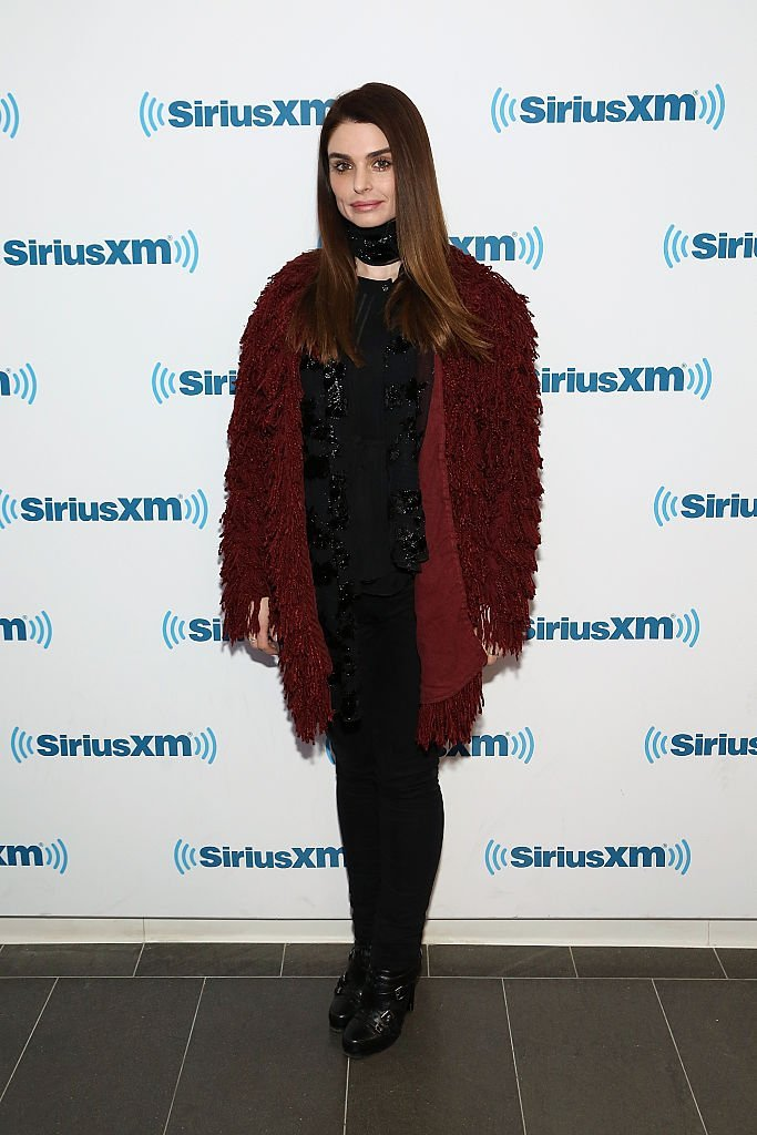 Aimee Osbourne visits SiriusXM Studios in New York City on April 2, 2015 | Photo: Getty Images
