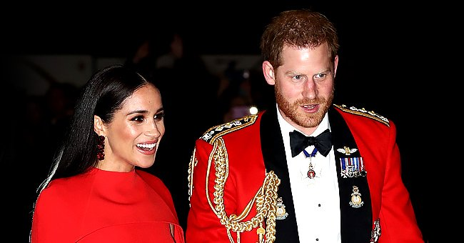 Queen and Other Royals React to Meghan Markle & Prince Harry's 2nd Child Amid Family Rift