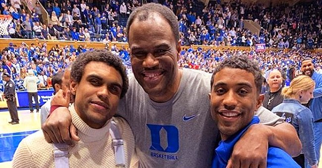 Meet NBA Legend David Robinson's Kids Who Are into Sports like Their Father