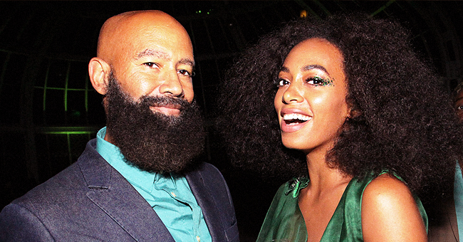 Meet Solange's 23 Years Older Husband Alan Ferguson, Whom She Pursued before Their Relationship