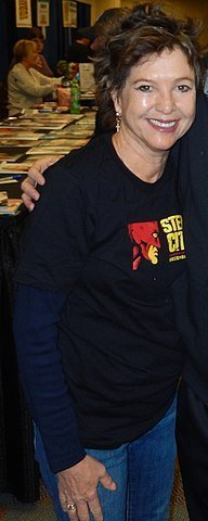 Kristy McNichol in 2018. | Source: Wikimedia Commons.