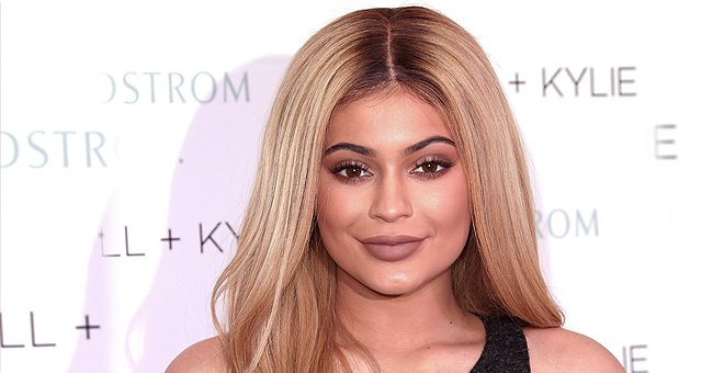 Kylie Jenner Shows off Her Beautiful Driving License Snap