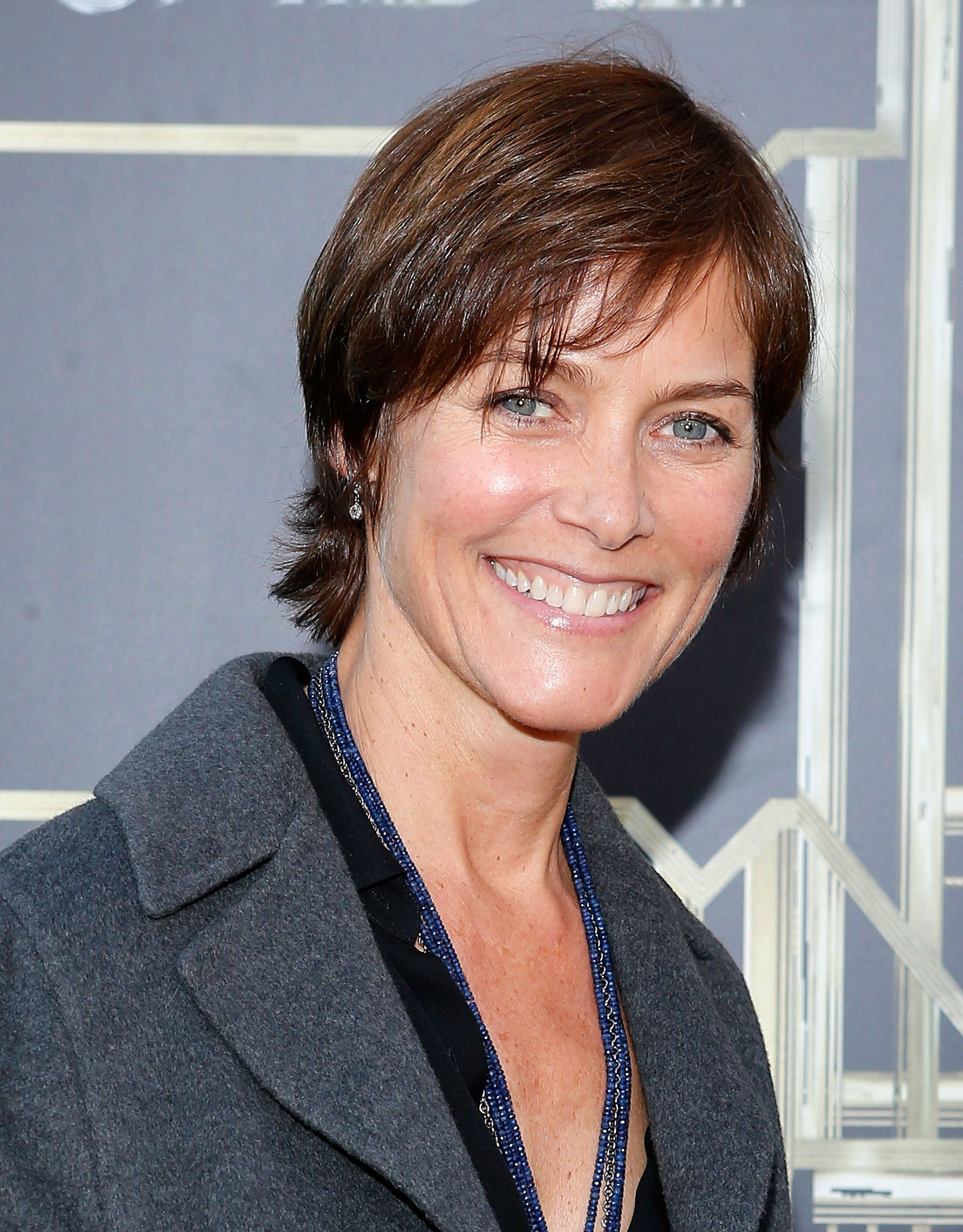"""Actress Carey Lowell attends """"The Great Gatsby"""" world premiere at Avery Fisher Hall at Lincoln Center for the Performing Arts on May 1, 2013, in New York City. 