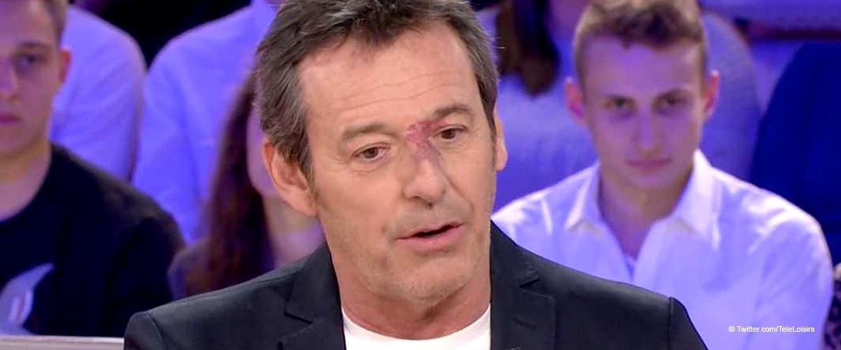 """Jean-Luc Reichmann, animateur phare de l'émission """"Les 12 coups de midi"""" parle de sa série """"Léo Mattei"""""""