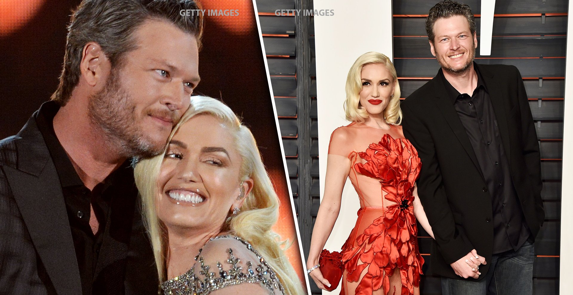 Blake Shelton and Gwen Stefani: The Story of Salvage
