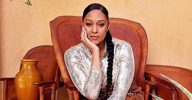 Tia Mowry from 'Sister, Sister' Admits She's Cried over Not Being Able to See Her Family Due to COVID-19 Concerns