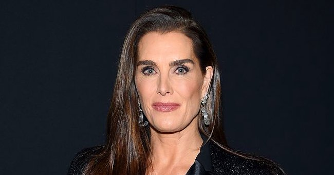 Brooke Shields at MoMA's 12th Annual Film Benefit Presented By Chanel Honoring Laura Dern on November 12, 2019 in New York City.   Photo: Getty Images