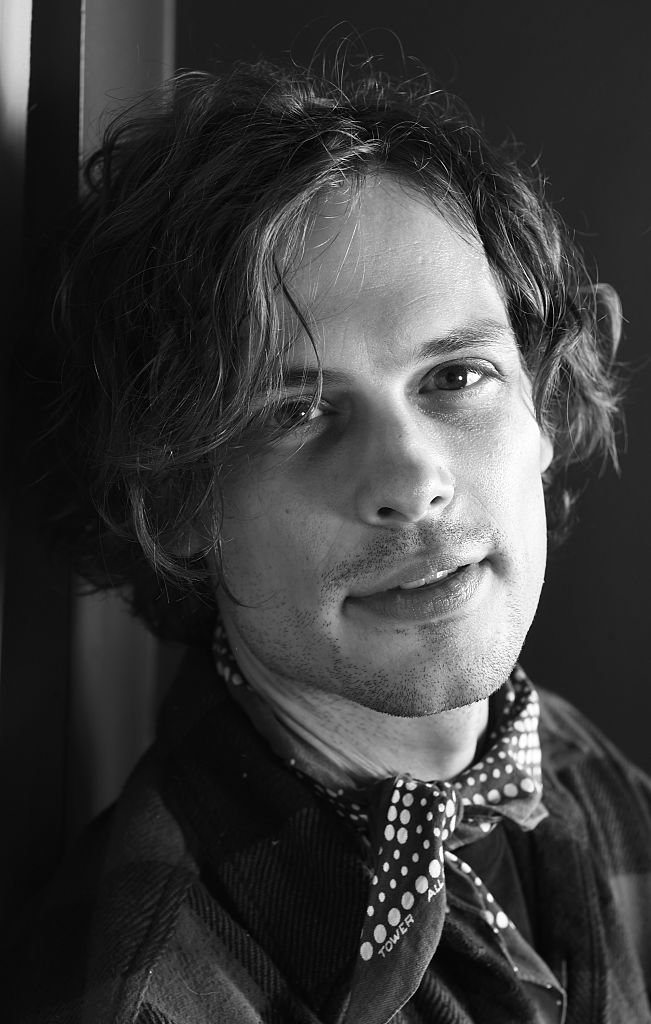 alternative view of Matthew Gray Gubler at the SAG Indie Brunch | Getty Images