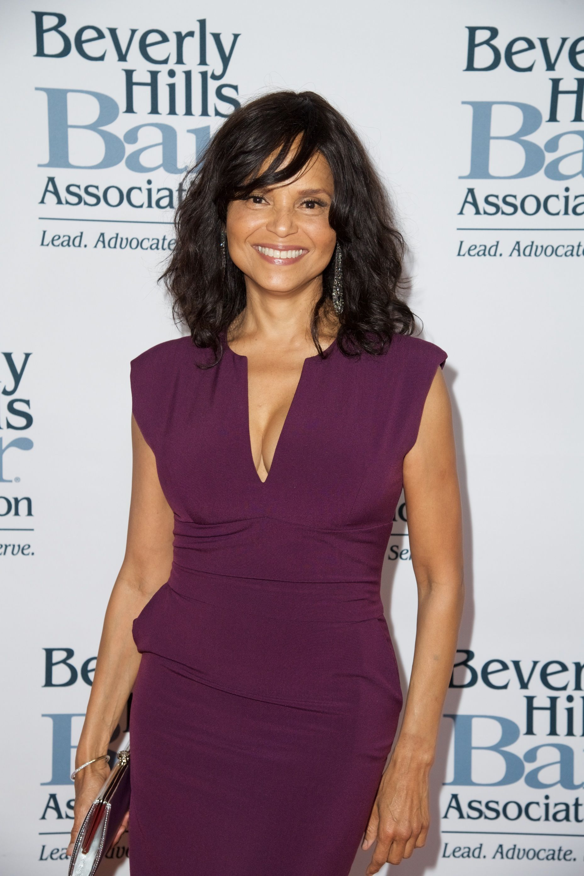 Victoria Rowell attends the Entertainment Lawyer Of The Year Awards Dinner. | Source: Getty Images