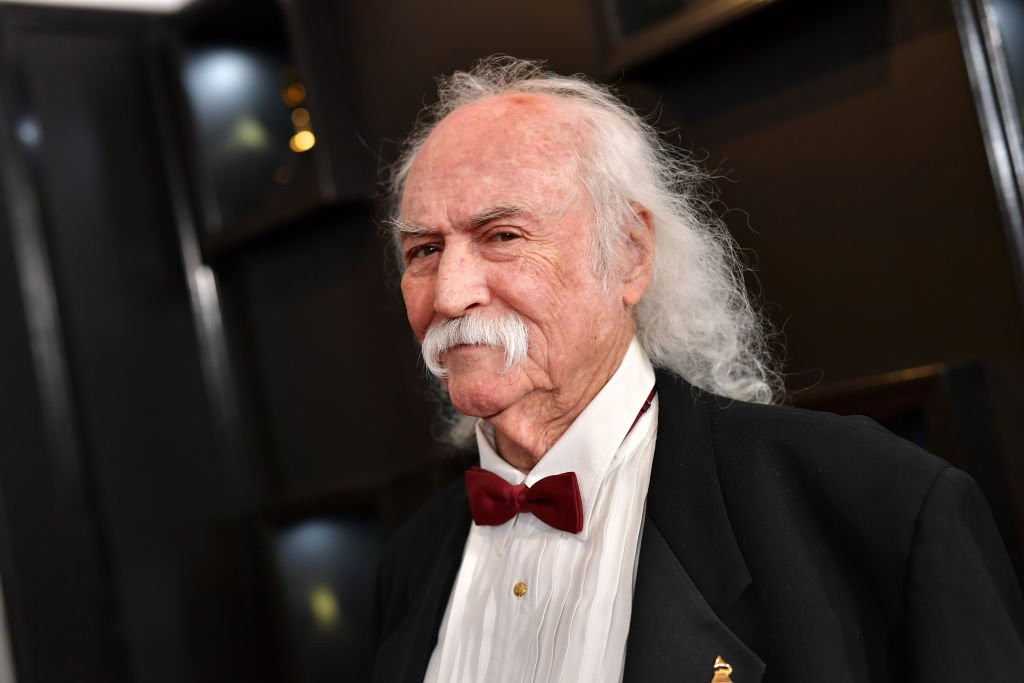 David Crosby attends the 62nd Annual GRAMMY Awards at STAPLES Center on January 26, 2020 | Photo: Getty Images