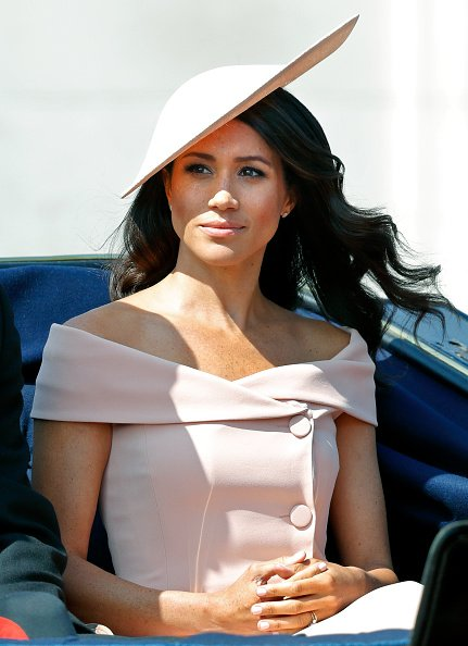 Meghan Markle on June 9, 2018 in London, England. | Photo: Getty Images