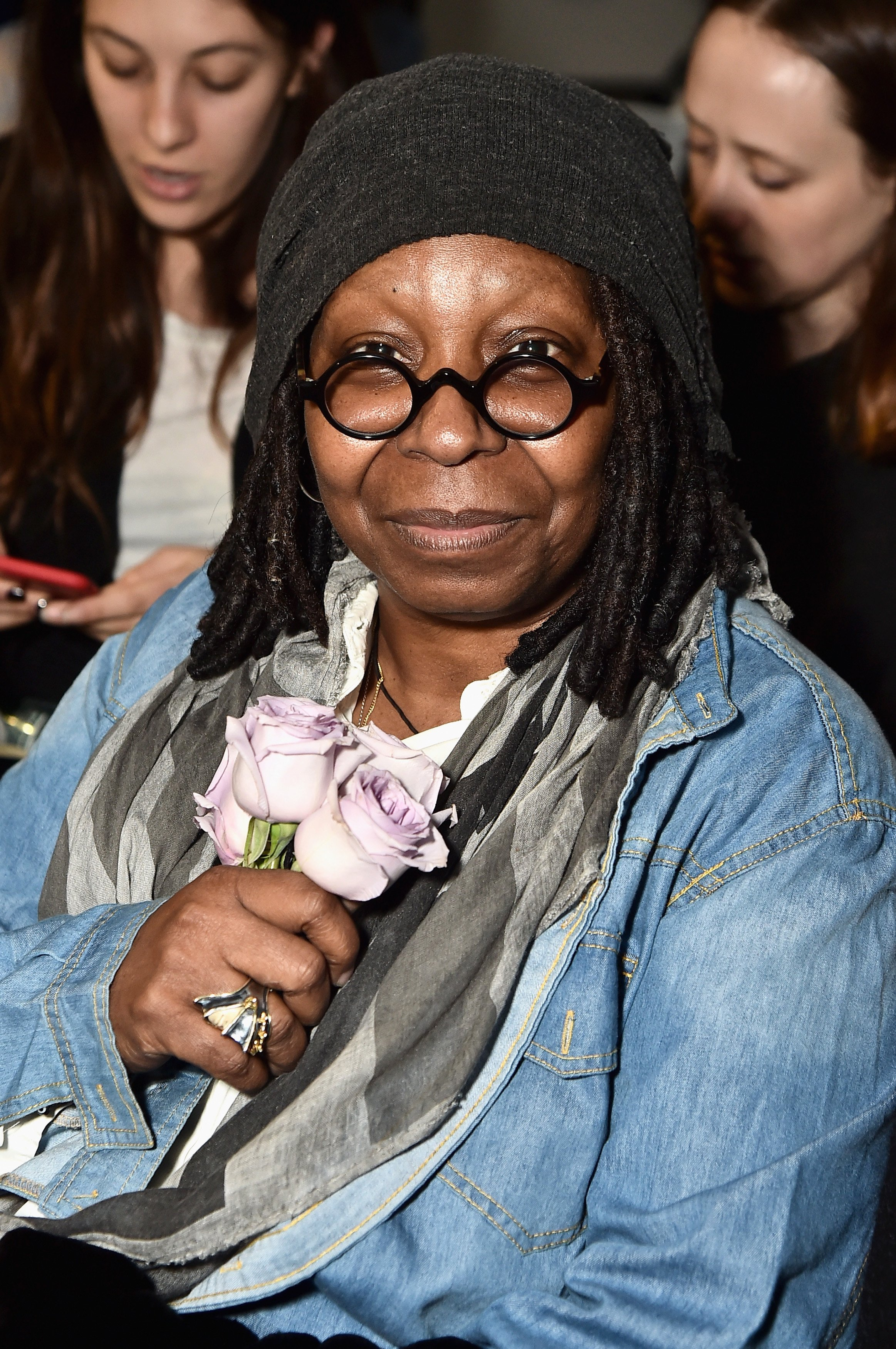 Whoopi Goldberg on February 9, 2018 in New York City   Photo: Getty Images