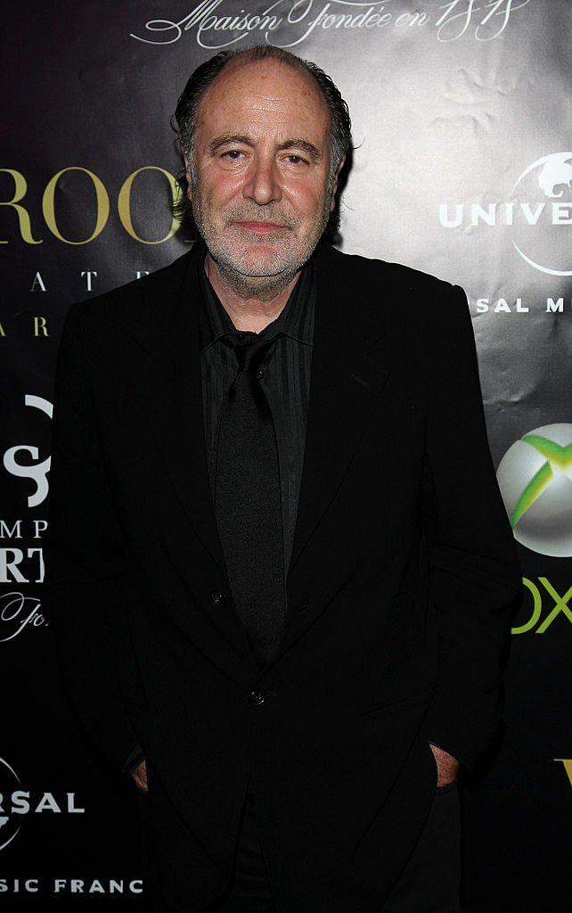 Le chanteur Michel Delpech  | Source : Getty Images