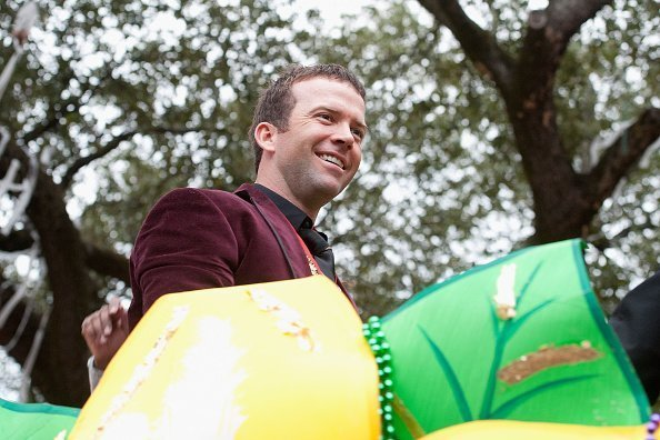 Lucas Black at the 2015 Krewe of Orpheus Parade on February 16, 2015 in New Orleans, Louisiana. | Photo: Getty Images