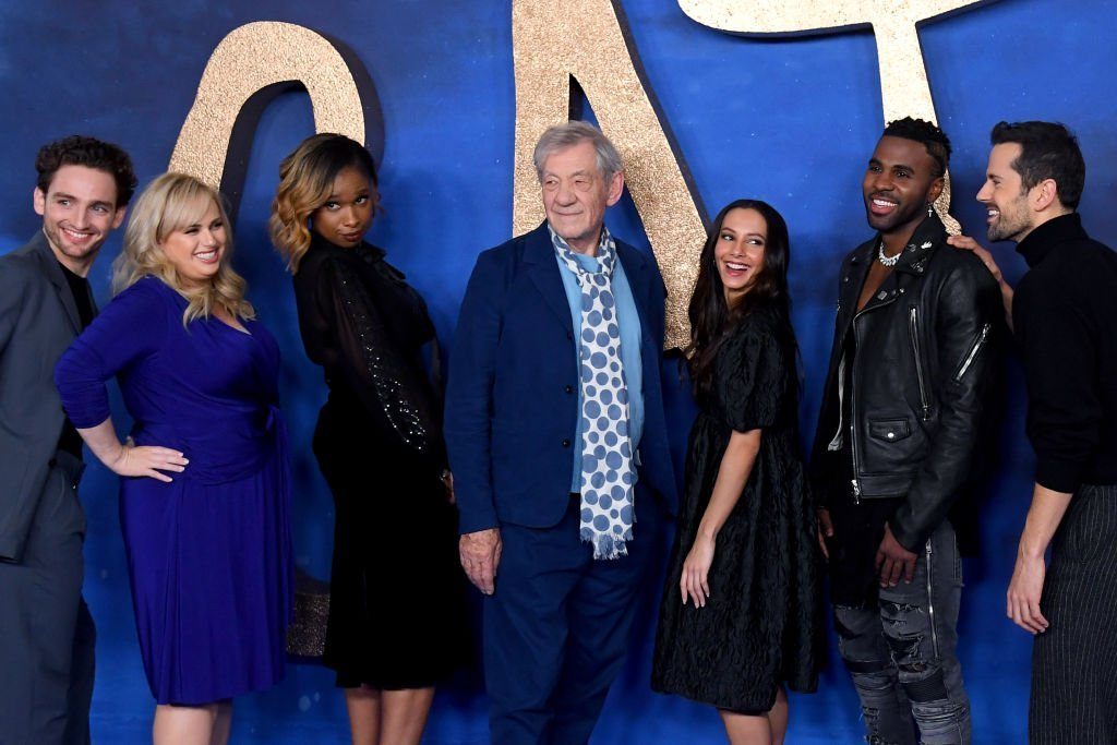 """Jennifer Hudson attends the """"Cats"""" photocall at The Corinthia Hotel  