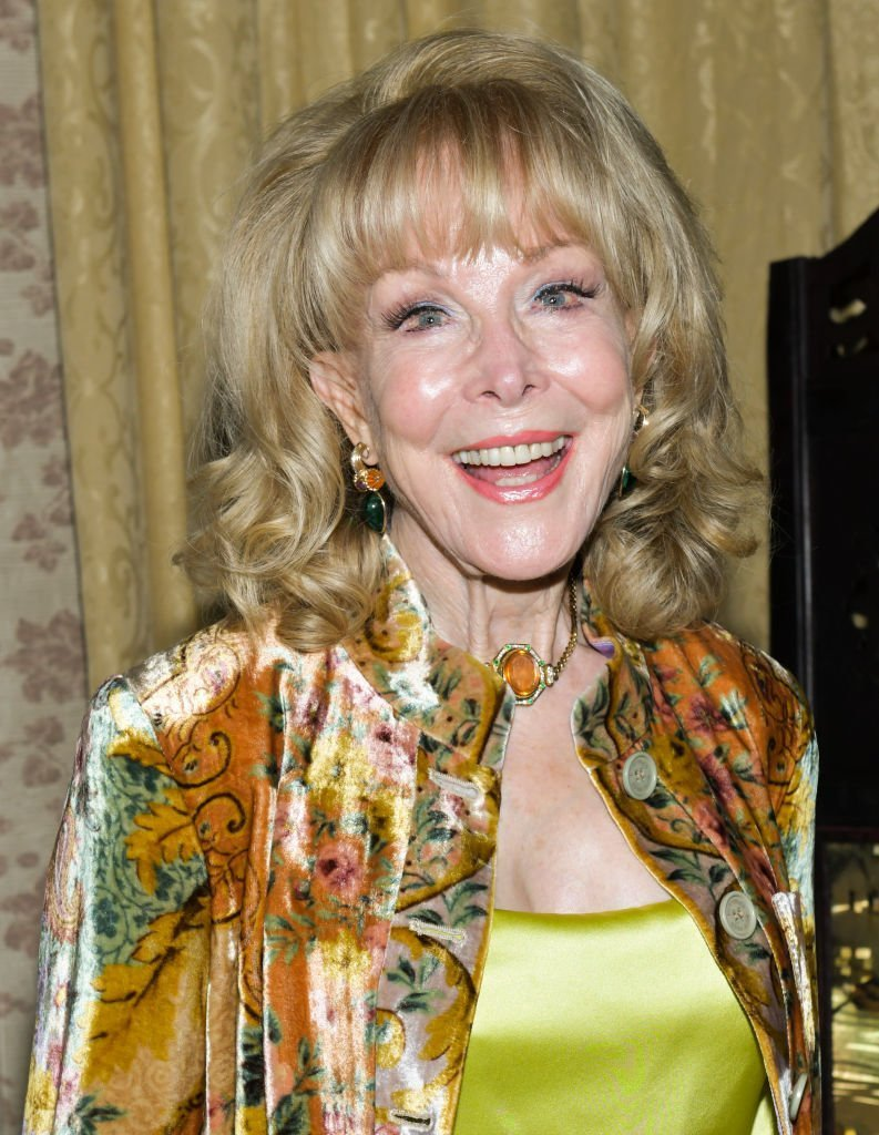 """Barbara Eden at the LA Premiere of Renee Taylor's """"My Life On A Diet"""" 