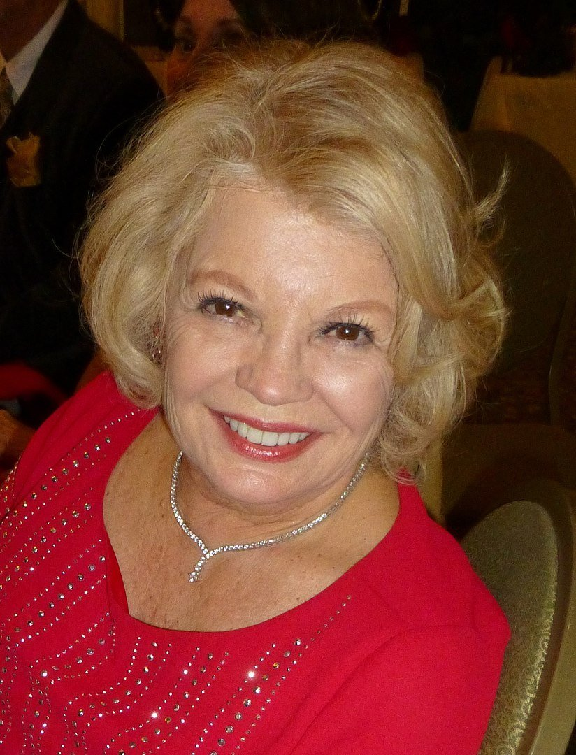 Kathy Garver at the Golden Halo Awards on December 5, 2014 | Source: Wikimedia Commons