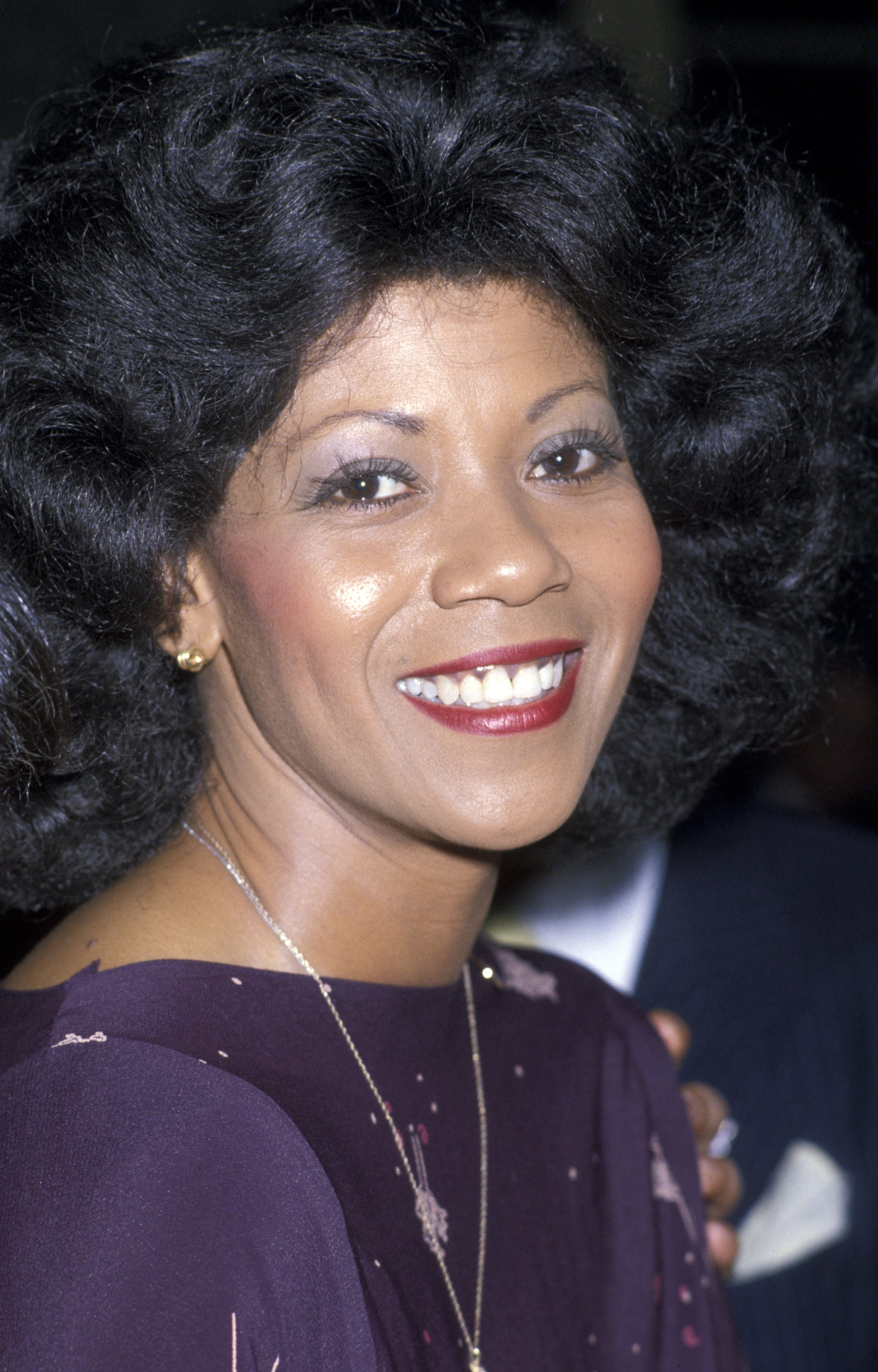 Wilma Rudolph at a U.S. Olympic Team Benefit Party at the New York Stock Exchange on October 27, 1978 in New York City   Photo: Getty Images
