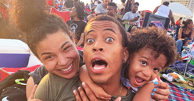 'American Idol's Jordin Sparks' Model Husband Dana Isaiah Shares Photos from 1st Father-Son Trip