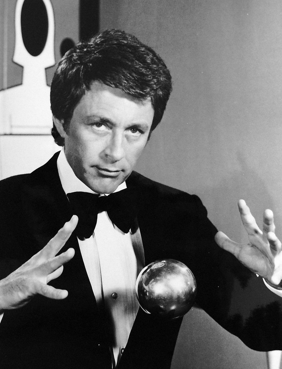 """Bill Bixby as Tony Blake from the television program """"The Magician"""" in 1973. 