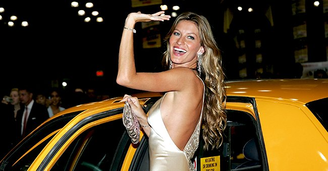 Gisele Bündchen Shows off Her Wavy Hair in Recent Photo after Getting Blonde Highlights
