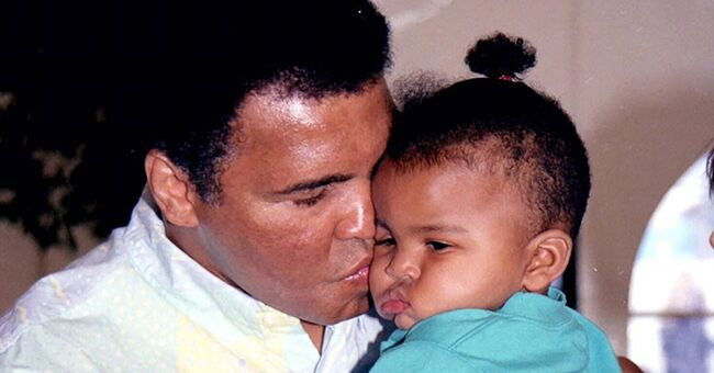 Muhammad Ali and His Fourth Wife Yolanda Williams Have a Son Whom They Adopted When He Was Just Five Months Old