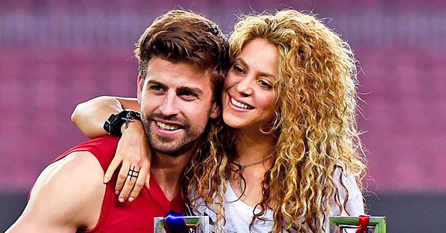 Gerard Piqué Is Shakira's Longtime Partner & Father of Their Adorable Little Sons