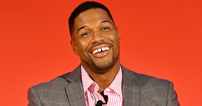 Michael Strahan Smiles with His Twin Daughter Sophia in Family Snaps Shared on His 49th B-Day