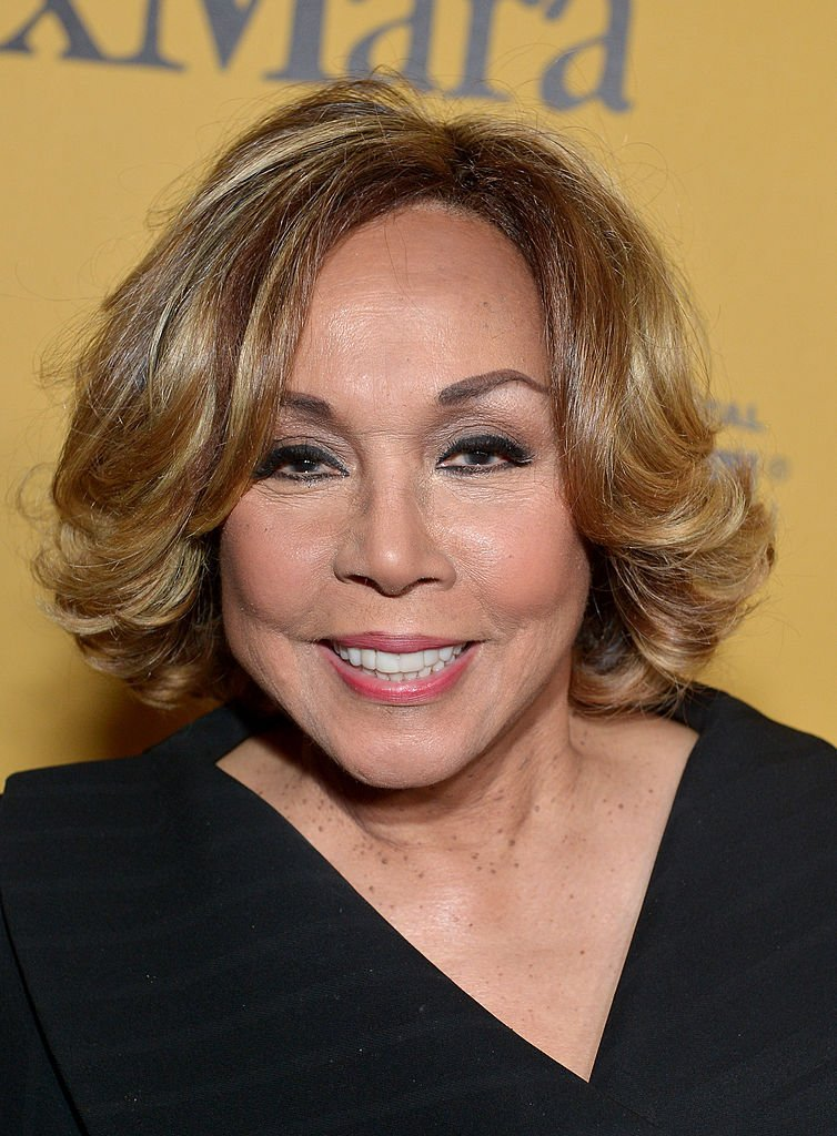 Diahann Carroll attends Women In Film 2014 Crystal + Lucy Awards presented by MaxMara, BMW, Perrier-Jouet and South Coast Plaza held at the Hyatt Regency Century Plaza | Photo: Getty Images