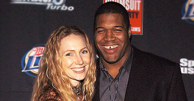 Michael Strahan's Relationship with Ex-wife and Mother of Their Twin Daughters Jean