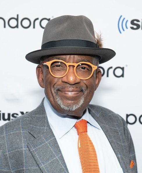 Al Roker visits the SiriusXM Studios on October 29, 2019 in New York City | Photo: Getty Images