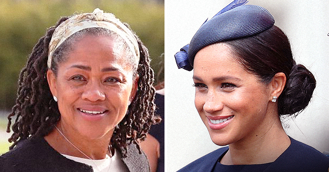 Meghan Markle Looks Just like Mom Doria in 1st Public Appearance since Baby Archie's Birth