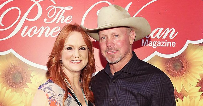 'Pioneer Woman' Star Ree Drummond Shares Cute Photo Posing with Her Husband of 24 Years, Ladd
