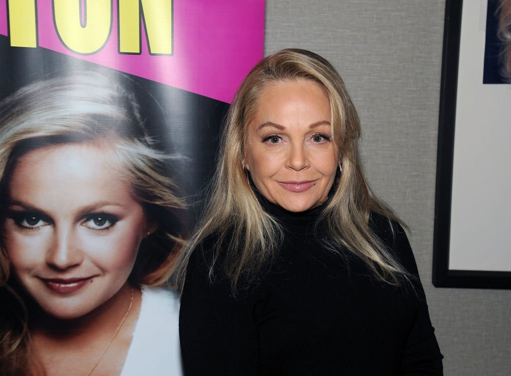Charlene Tilton attends Chiller Theater Expo Winter in Parsippany, New Jersey on October 27, 2017 | Photo: Getty Images
