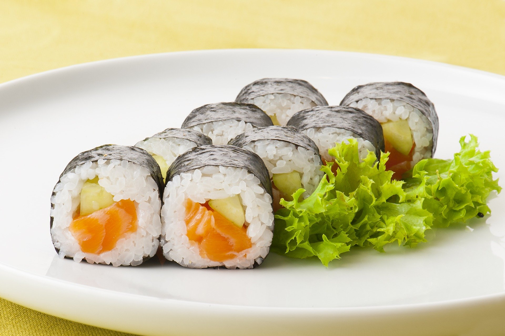 SUSHIS   Photo : Getty Images