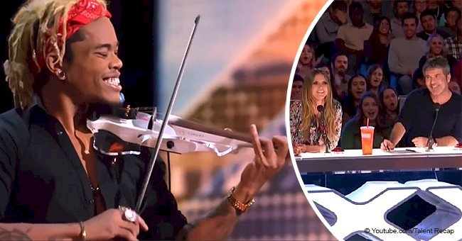 Violinist diagnosed with nerve disease went viral in 2018 after exceeding expectations in 'AGT'