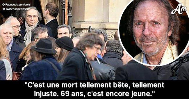 """Mort de Thierry Séchan : Son frère dévoile une raison """"tellement bête"""" de sa mort"""