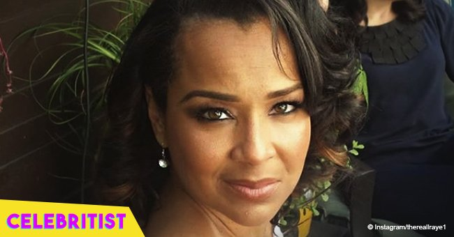 Lisa Raye, 51, stuns in figure-hugging white skirt & top in recent photo