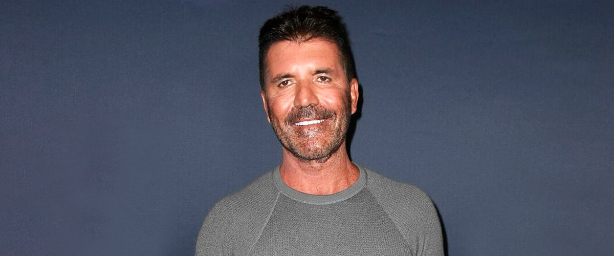Simon Cowell Displays New Svelte Physique in a Tight Sweater on the AGT Red Carpet