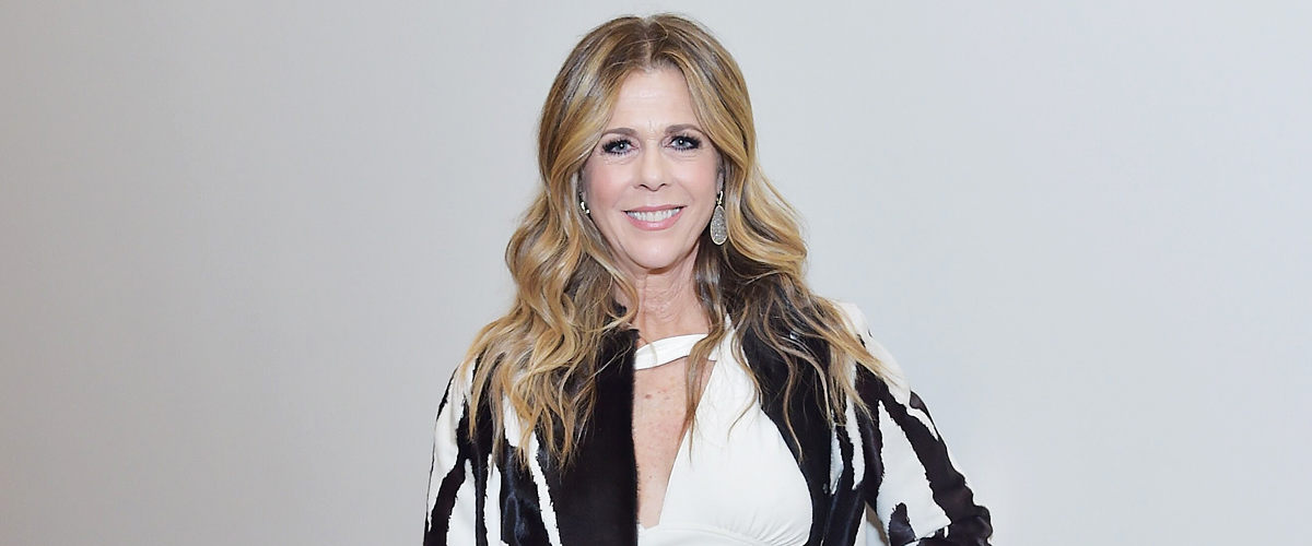 "Rita Wilson Pointed to ""Mindfulness Meditation"" as a Way to Remove Breast Cancer Fears"