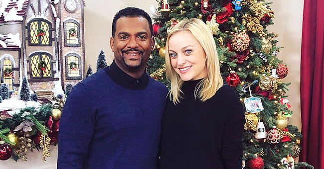 Alfonso Ribeiro & Wife Welcome a Baby Girl & Reveal Her Name (Photo)