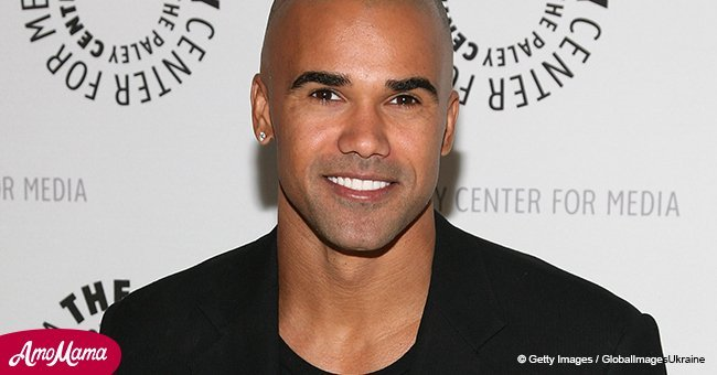 Shemar Moore, 48, shares pic looking fierce and handsome in black leather jacket and tight shirt