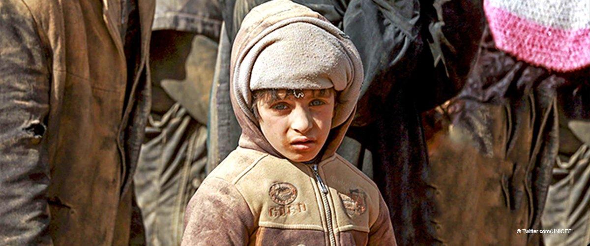 """""""En Syrie, je ne pouvais pas. C'était trop dangereux"""" : raconte un garçon de 11 ans à propos de sa vie pendant la guerre"""