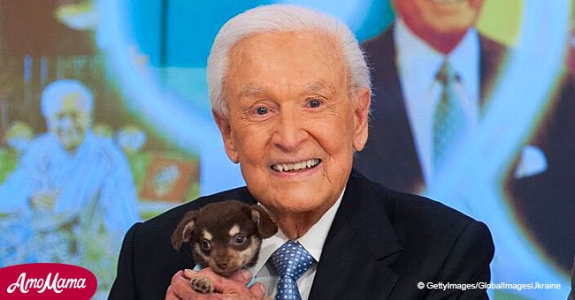 Paramedics summoned to help Bob Barker after 'nasty fall' just months since he was hospitalized