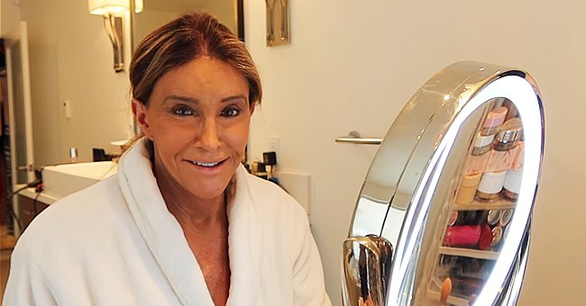 Watch Caitlyn Jenner, 70, Give a Glimpse inside Her Morning Makeup Routine