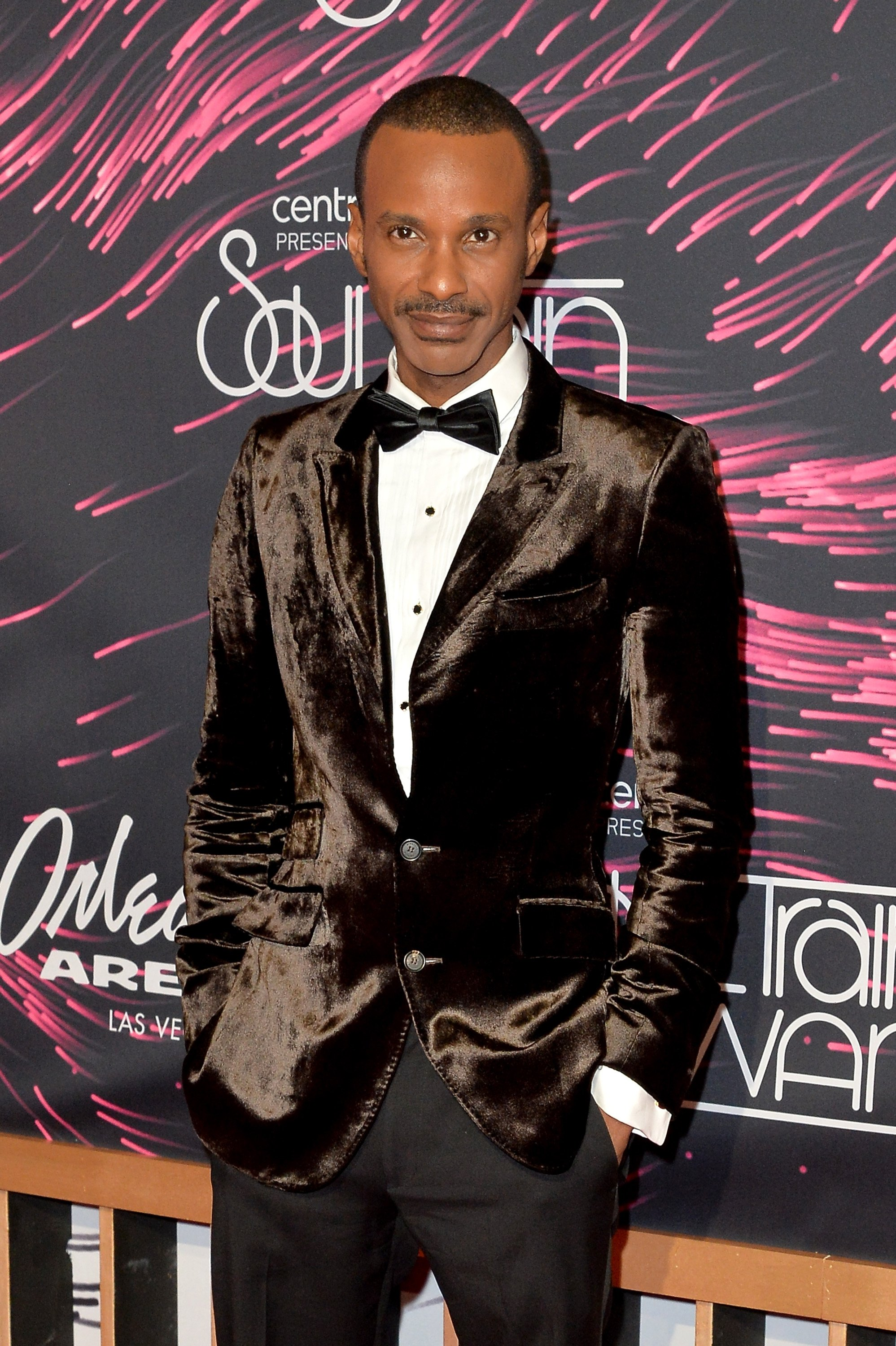 Tevin Campbell attends the 2015 Soul Train Music Awards. | Photo: GettyImages