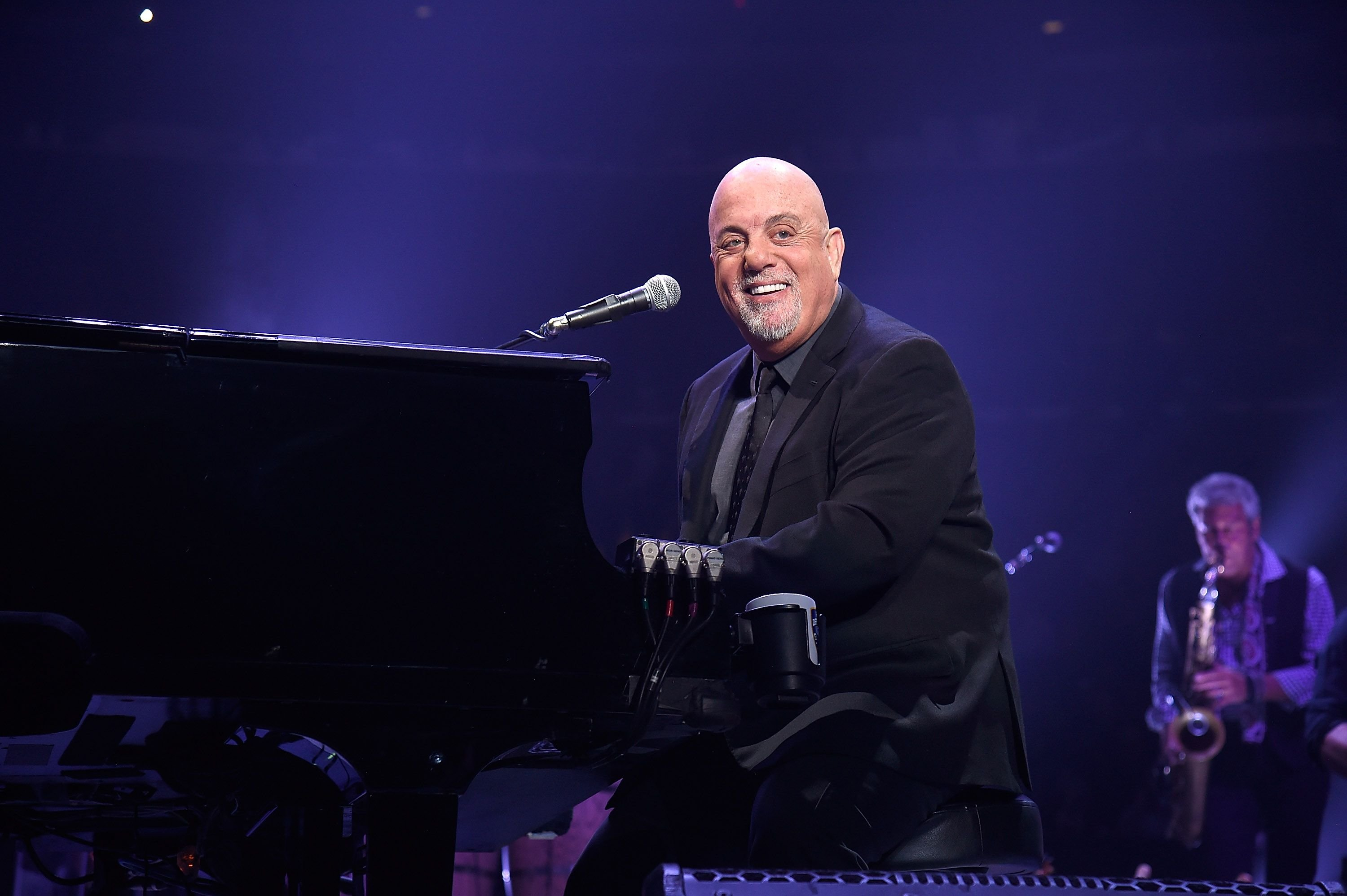 Billy Joel at Madison Square Garden on September 30, 2017 | Photo: Getty Images