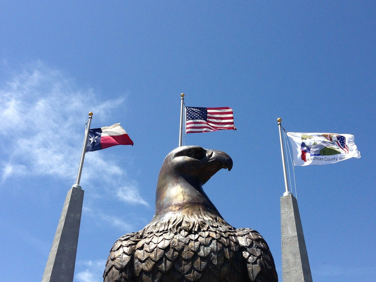 The American Dream is much harder to achieve in Texas. I Image: Pixabay.