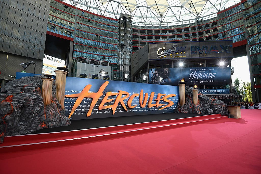 Europe premiere of Paramount Pictures 'Hercules' at CineStar | Getty Images / Global Images Ukraine