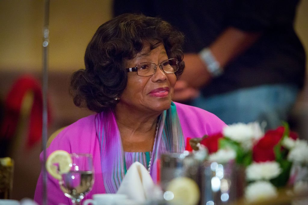 """Katherine Jackson appears at """"Goin' Back to Indiana: Can You Feel It"""" the Gary, Indiana Chamber of Commerce's event on August 31, 2012 